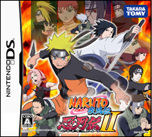 Thumbnail 1 for Naruto Shinobi Retsuden 2(ALL CHARACTERS UNLOCKED)